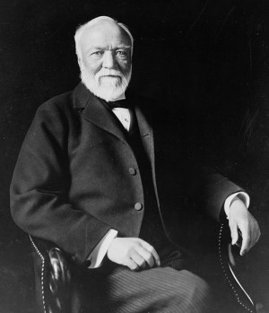 ... - first honesty, then industry, then concentration. Andrew Carnegie