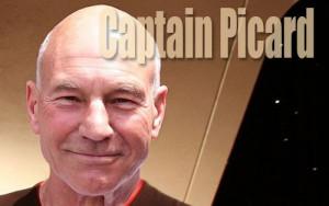 Captain Jean Luke Picard
