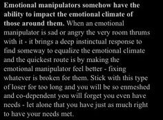 manipulate quotes | Narcissist Manipulative Tactic | quotes and heart ...