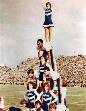 Stunt Stunting Allstar Cheer Quotes Strong Cheerleading