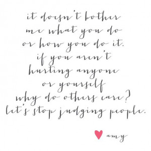 stop judging people # quotes # weddingchicks