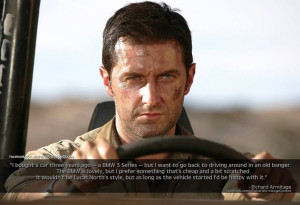Richard Armitage Quotes
