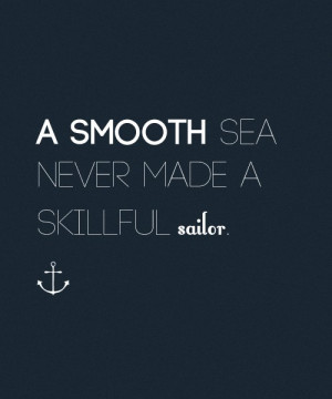 art quotes Typography inspiration ocean sailing boats