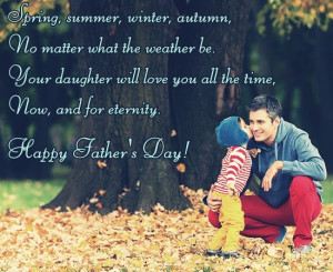 Wonderful Father's Day Quotes and Sayings