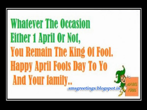 Funny April fool's Day Quotes Hindi | April Fool SMS Pictures Hindi