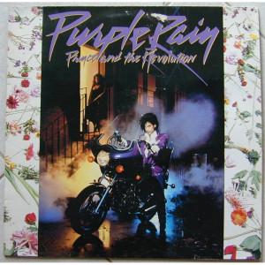 Purple Rain Prince And The Revolution