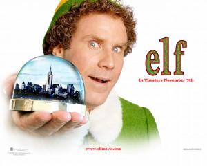 Will Ferrell Elf Movie Quotes