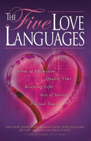 Book Review: The Five Love Languages
