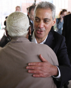 quotes about mean people. Rahm Emanuel Quotes - You