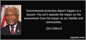 Quotes About Environment Protection