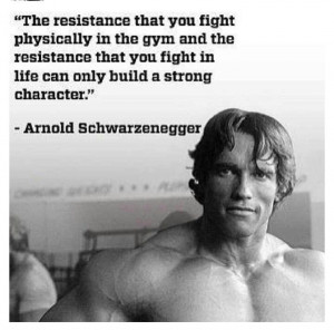 gym #motivational #quote #Arnold #Schwarzenegger #exercise #gym # ...