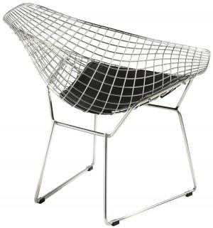 harry bertoia diamond inspired wire chair replica