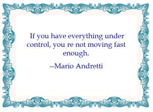 Motivational Quotes : Under control