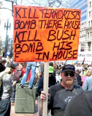King George called George Washington, a terrorist. (Putin, Obama ...