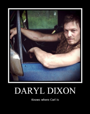 daryl-dixon-walking-dead-demotivational