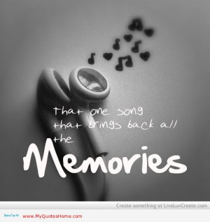 cute quotes about memories