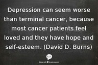quote by david d. burns