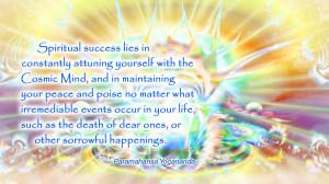 PYQ141 Yogananda Cosmic Mind wallpaper