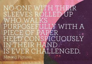 quotes from my favorite author sir terry pratchett tags funny quotes ...