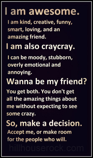 Quotes, Relationships Friendship, I Am Awesome Quotes Funny, Quotes ...