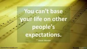 Stevie Wonder Quote