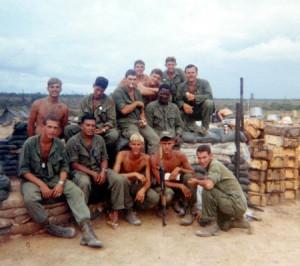 1st Infantry Division Vietnam 1968