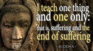Suffering And The End Gautama Buddha Picture Quotes Quoteswave