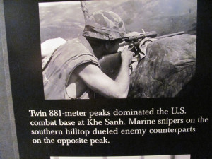 Usmc Sniper Quotes Marine corps snipers in