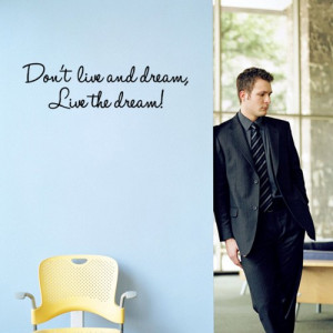 Living The Dream Quotes Funny