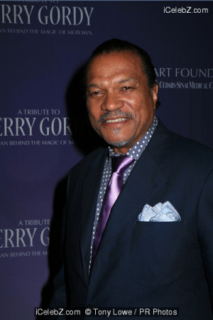Billy Dee Williams And Emma