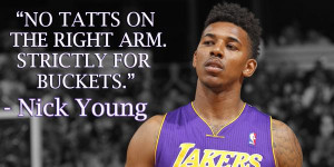 of Swaggy P turning 30, here's one of his (many) memorable quotes ...
