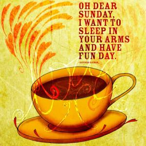 Coffee #love #Sunday