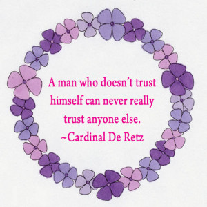 Never Trust Anyone Quote http://quotespictures.com/a-man-who-doesnt ...
