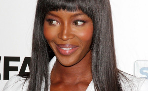 Naomi Campbell may be fierce and fiery, but she's also hugely ...