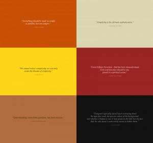Design Quotes by eliburford