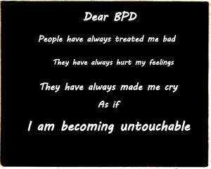 Dear BPD