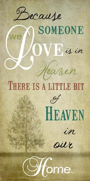 people in heaven quotes