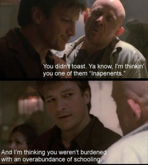 Firefly Malcolm Reynolds Quotes