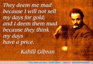 Kahlil Gibran motivational inspirational love life quotes sayings ...