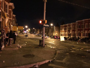LIVE UPDATES: Quotes, Picture, Video From The Baltimore Riots [VIDEO]