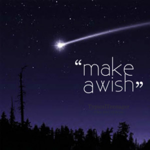Quotes About: wish