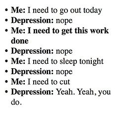 ... depression quotes killing myself cutting quotes suicidal quotes