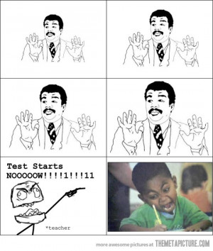 Funny photos funny before after test school