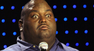 Lavell Crawford, gives some advice about yo mamma jokes. He is an ...