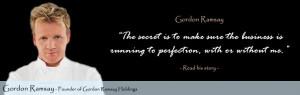Author: Gordon Ramsay . Go Deeper | Website
