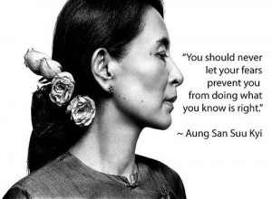 AungSanSuuKyi by ONE.org, via Flickr