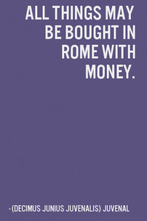 Rome Quotes and Sayings