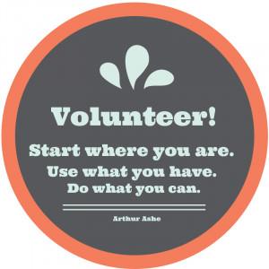 Volunteer Quotes
