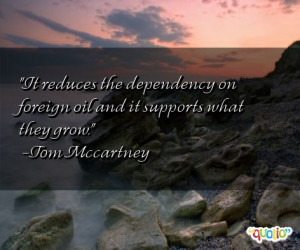 Dependency Quotes