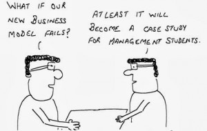 Time-Management Humor Cartoon